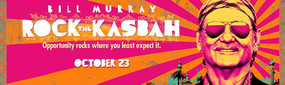 Tráiler de 'Rock The Kasbah'. Bill Murray es un mánager musical friki perdido en Afganistán.