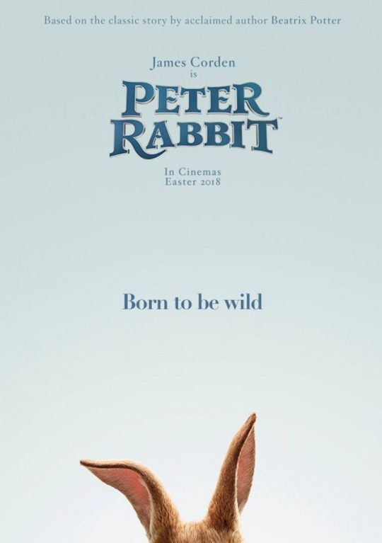 Tráiler de 'Peter Rabbit'. Los cuentos infantiles de Beatrix Potter se adaptan al estilo 'Paddington'.