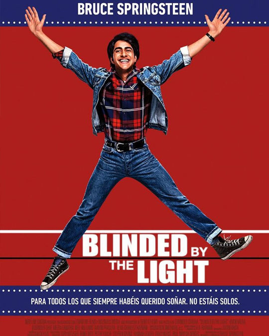BLINDED BY THE LIGHT (CEGADO POR LA LUZ) – Tráiler Español [HD]