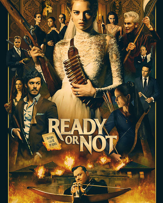 READY OR NOT – Tráiler V.O [HD]